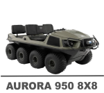 ARGO AURORA 950 8X8 MANUALS