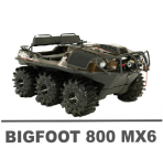 ARGO BIGFOOT 800 MX6 6X6 MANUALS