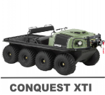 ARGO CONQUEST PRO 800 XTI 8X8 MANUALS