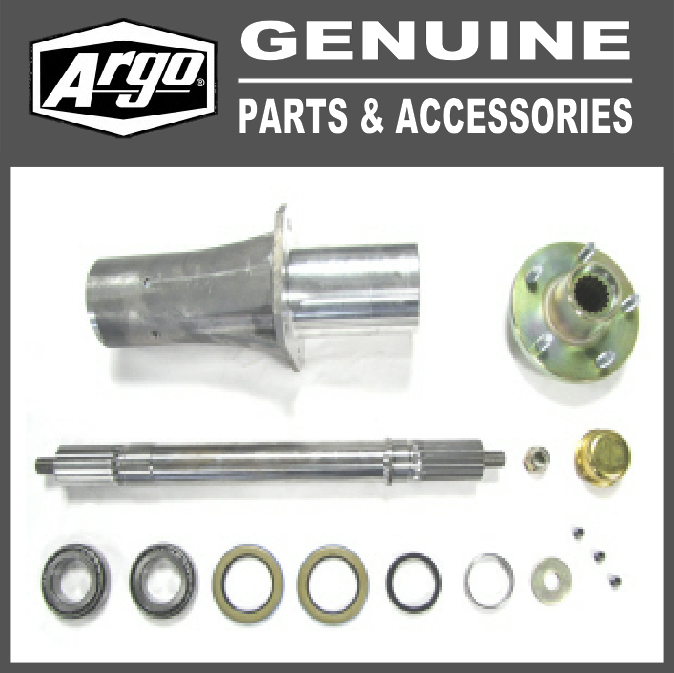 Centaur Axle and Bearing Kit