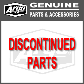 Discontinued Argo Parts
