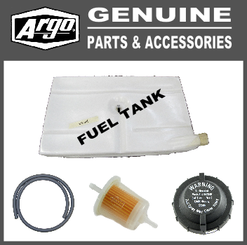 Fuel System and Tanks