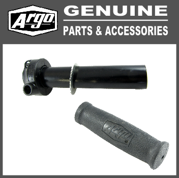 Throttle Tube and Grip