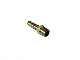 113-20 - FITTING, 1/8 NPT X 1/4 BARB
