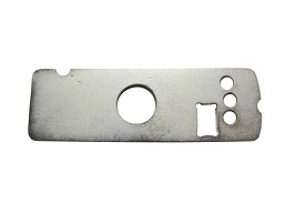34-233R - PLATE, DETENT, RIGHT ADJ.