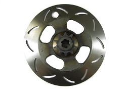 606-74 - DISC, BRAKE -SPLINED #60 -10T