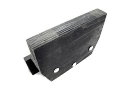 617-00 - ACC, BRACKET, OUTBOARD MOTOR - WOOD
