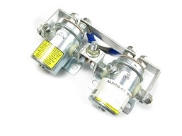 622-37 - SOLENOID ASM, REVERSING - SET - SUPERWINCH - DISCONTINUED