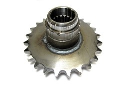 805-113 - SPROCKET ASM - REAR - S60x24T