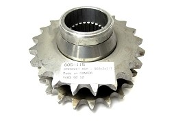 805-115 - SPROCKET ASM - S60x2x21T