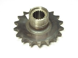 805-124 - SPROCKET ASM- FRONT S80 x 18T