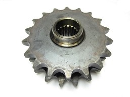 805-125 - SPROCKET ASM-MID S80 x 2 x 18T