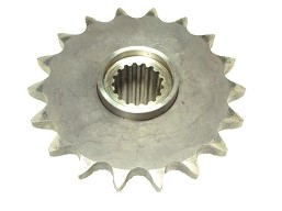 805-126 - SPROCKET ASM-REAR S80 x 18T
