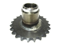 805-137 - SPROCKET ASSY, FRONT, S60X24T