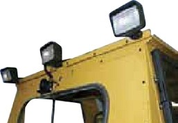 848-192 - KIT, CENTAUR ROOF LIGHTS - DISCONTINUED