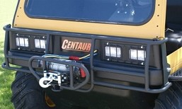 849-191 - BRUSHGUARD & HARDWARE-CENTAUR - DISCONTINUED