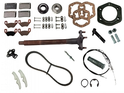 K-196BC BACKCOUNTRY SPARE PARTS KIT (AVENGER 800 / ST / R / X / HUNTMASTER  2016 - CURRENT)