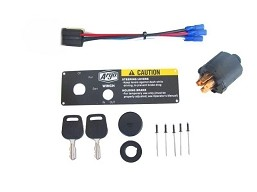 K-201  IGNITION AND 126-17RHDW UPGRADE KIT (126-17)