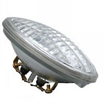 100-32LED  HEADLIGHT, LED ROUND - 5000K COLOR 9W=50W