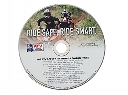 11686G ASI DVD, RIDE SAFE/SMART