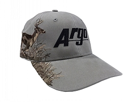 AA124747DEER - ARGO ATV DEER HAT W/ BLACK LOGO