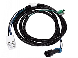 600-0050 WIRE HARNESS, WINCH FRONTIER - 2020+
