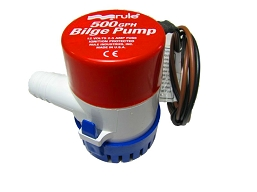 638-18 - BILGE PUMP & WIRE ASM