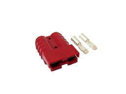 810-107 - CONNECTOR, TWO WIRE - 6 GAGE - WARN