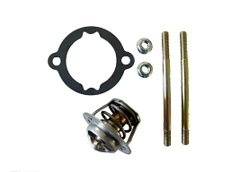 848-107 - THERMOSTAT- GASKET& FASTENERS
