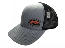 900-0154-100 HAT, ARGO HEATHER GRAY/BLACK