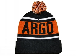 900-0156-100 TUQUE, OLD SCHOOL HAT - ARGO