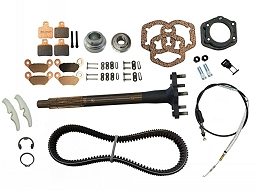 K-198BC BACKCOUNTRY SPARE PARTS KIT (AURORA 850/950 8X8 - BRIGGS ENGINE)