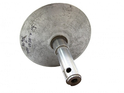 A-153-13  FIXED PULLEY, KEYED