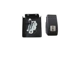 W89540  ROCKER SWITCH KIT DASHBOARD - WARN