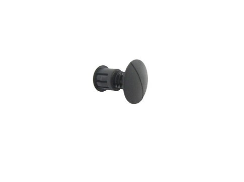 002904-19 - CAP, BLACK (PVC) WIPER HOLE