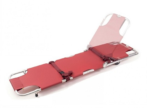 015-3204ARG - STRETCHER, C/W RESTRAINTS